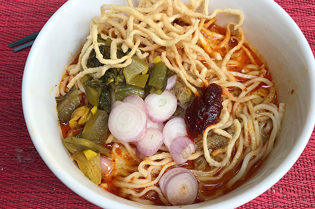 Stock at Home's Khao Soi Nuea DIY Noodle Kit