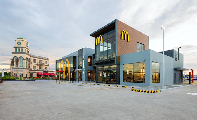 McDonald's Biggest Store