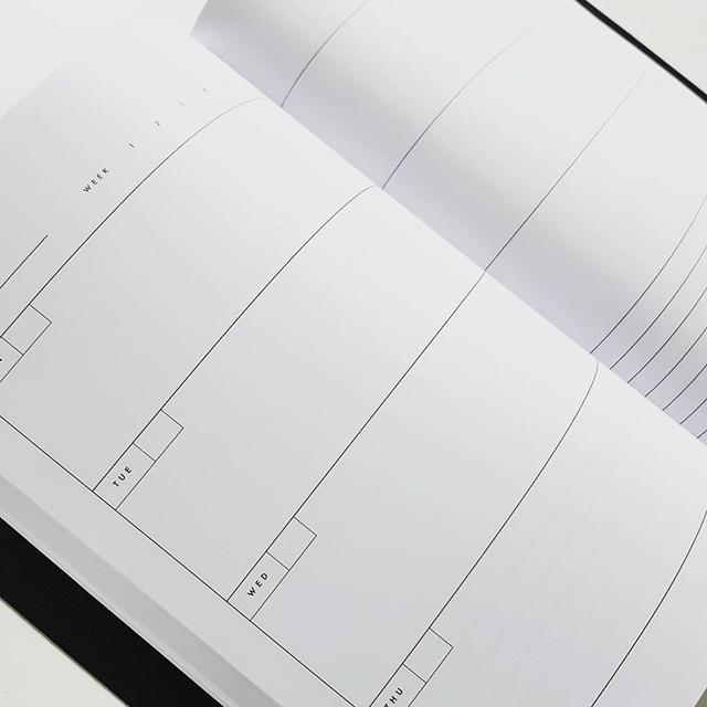 Letterpress Planners