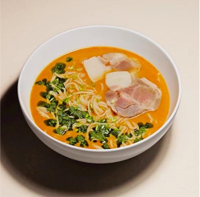 Quick Cook Rich Tonkotsu Ramen