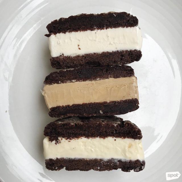 Birthday Cake Ice Cream Cake