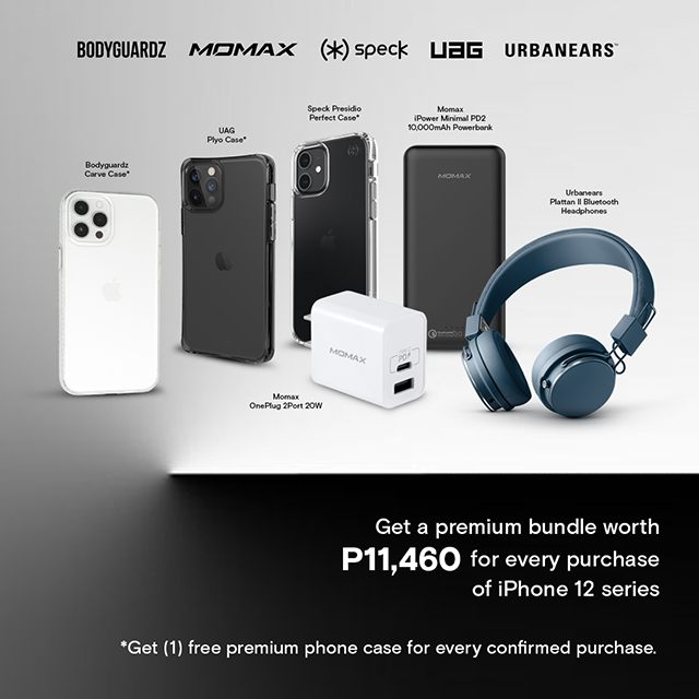 Pre-Order iPhone 12 Series