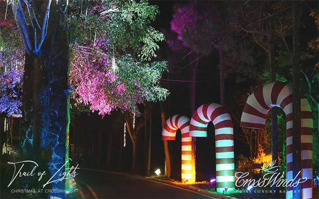 Christmas Displays in Metro Manila