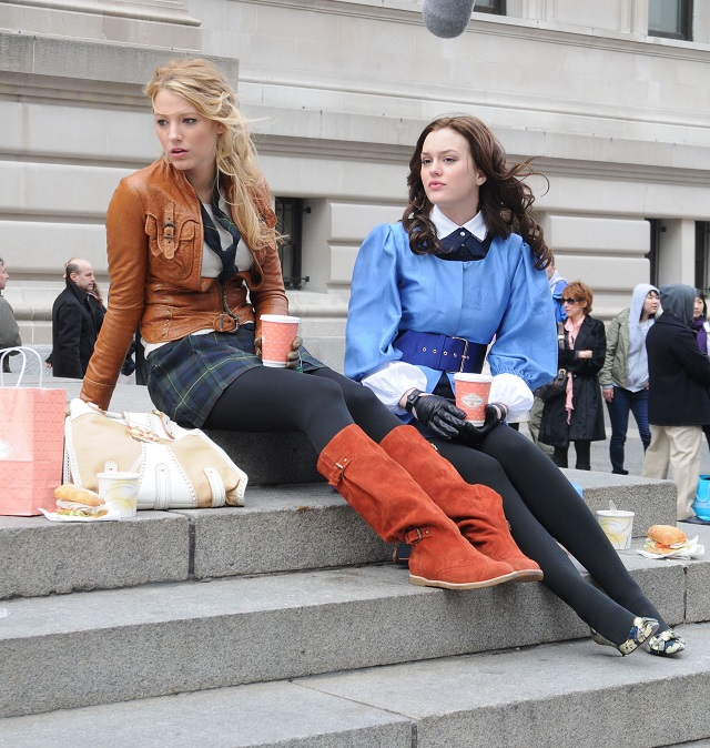 Gossip Girl vs. Bridgerton