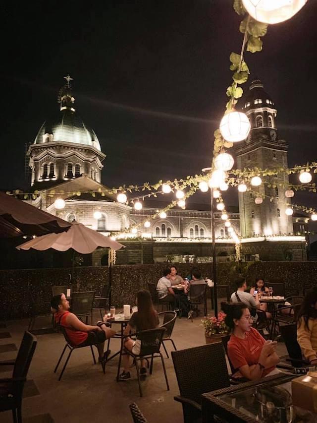 La Cathedral Cafe