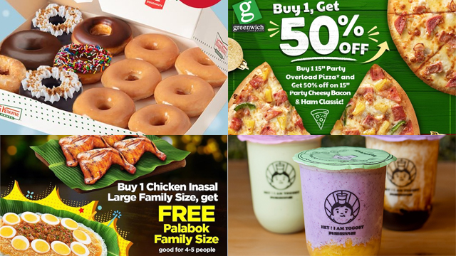 Freebies and Discounts