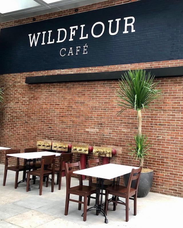 Wilfdlour Cafe Uptown Ritz