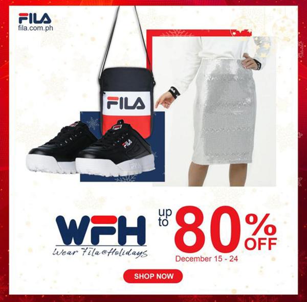 FILA Sneakers Discount
