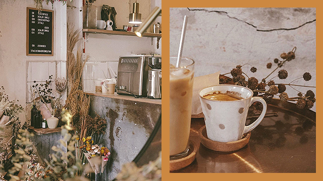 Cozy Cafe in Mandaluyong