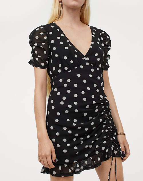 Polka-Dot Clothes