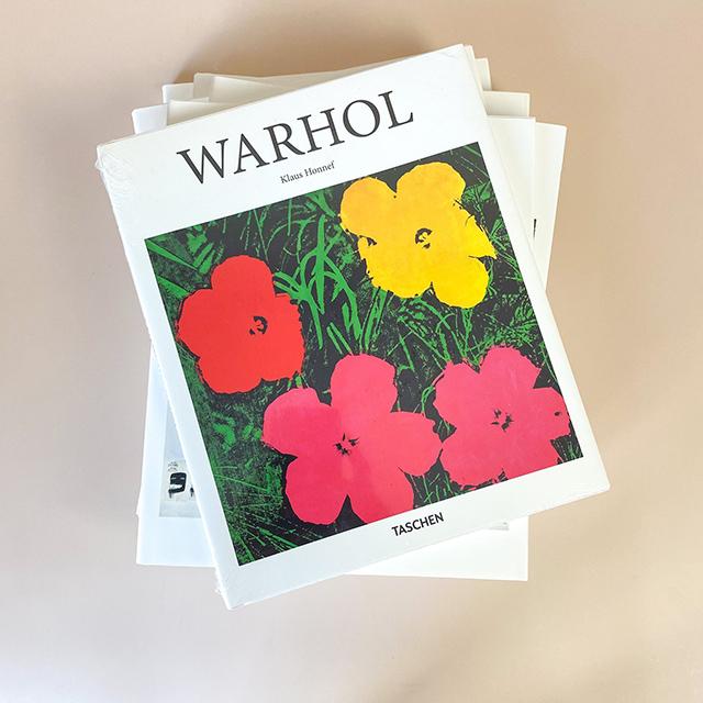 Warhol Classic Taschen Book (P1,650)