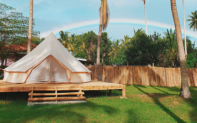 Glamping Spot in Quezon