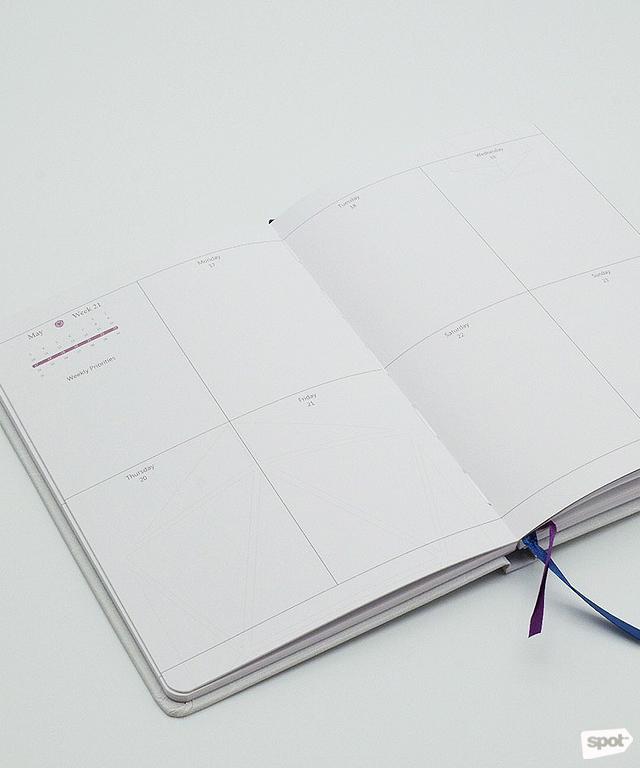 Focus 2021 Journal (P550) from Belle De Jour