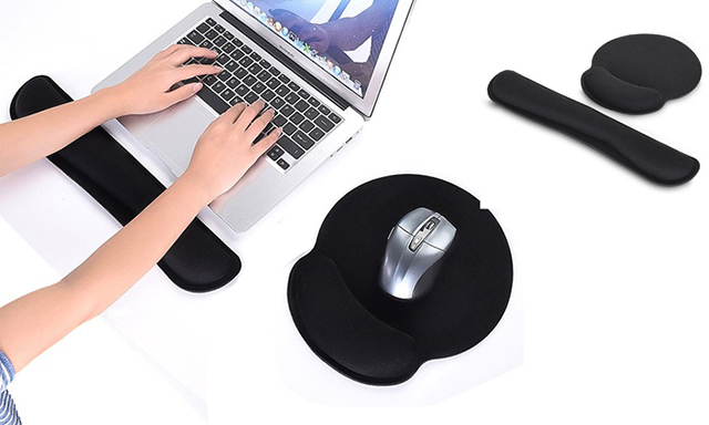 Keyboard Wrist Rest and Mouse Pad Wrist Rest (P125 to P258)
