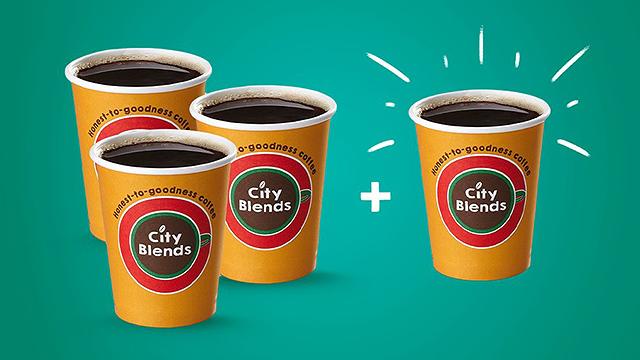 711 Coffee Promo