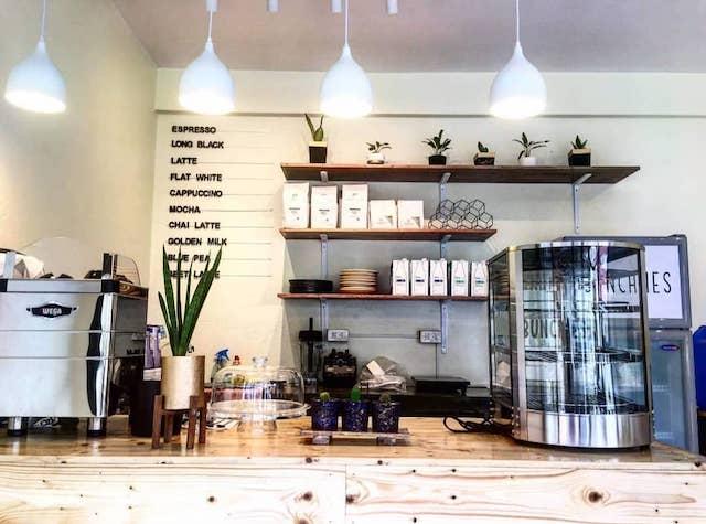 Aussie-Inspired Cafe