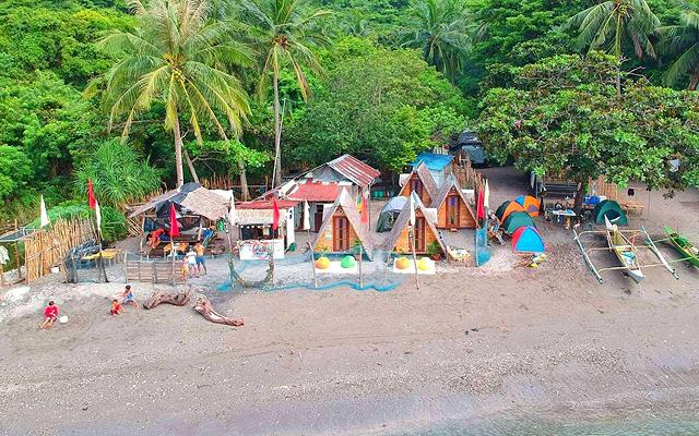 Under-the-Radar Cove