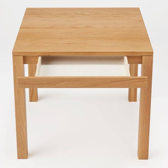 Muji Wooden Desk