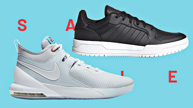 Nike and Adidas Sneakers