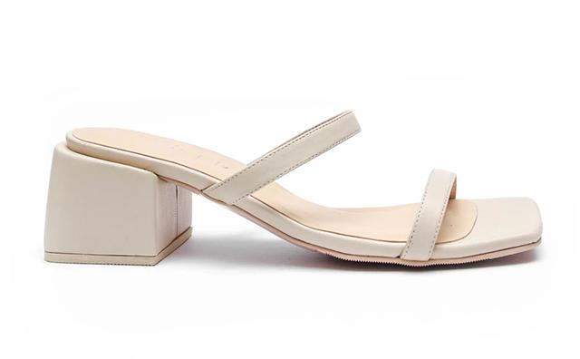 Strappy Minimalist Heels