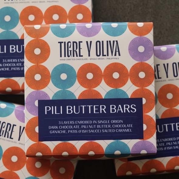 Pili Chocolate Bars