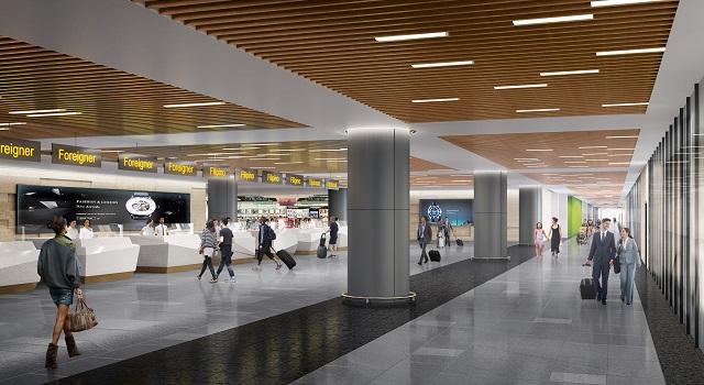 New Terminal of Clark International Airport