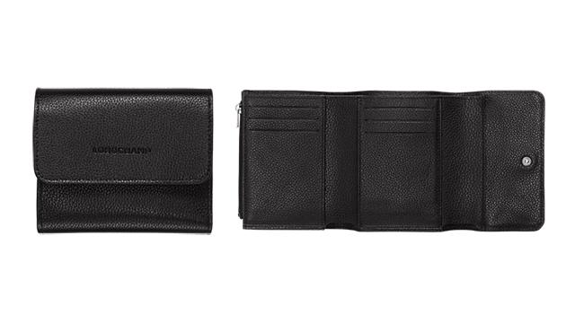 Le Foulonné Compact Wallet