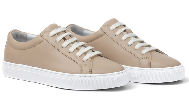 Avery Classic Low in Sand Beige
