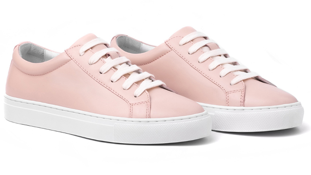 Avery Classic Low in Blush Pink