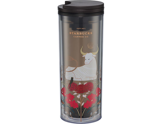 Ox-Themed Tumblers
