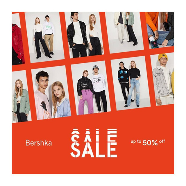 Bershka Price Drops