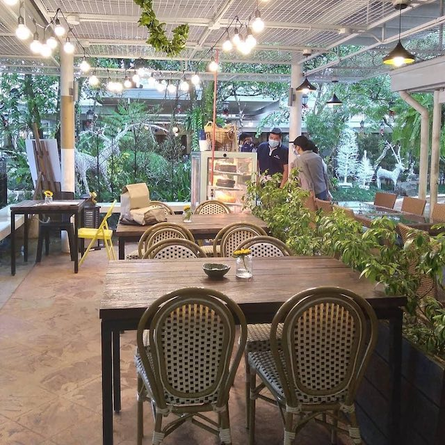 Underrated Cafes Manila