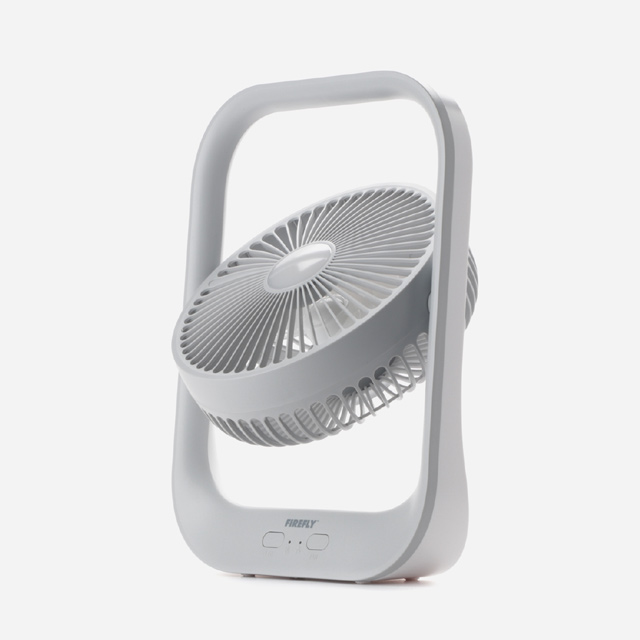 """Rechargeable Fan With Night Light 7"""" FEL-654 (P999.75) from FIREFLY"""
