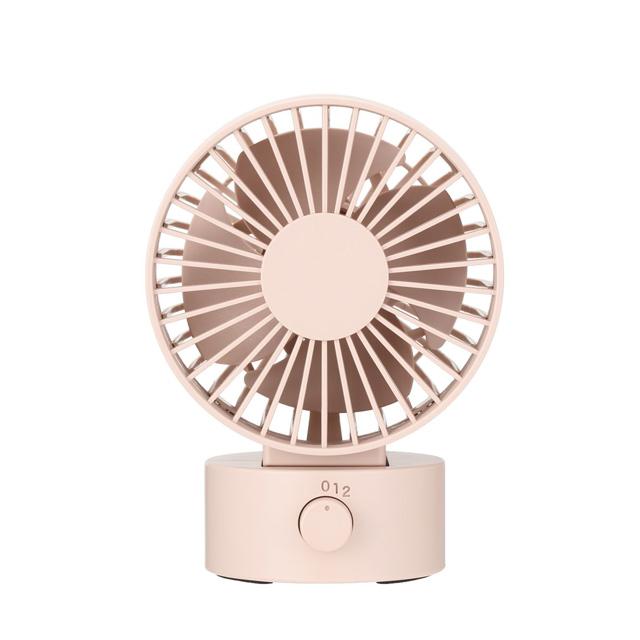 Low Noise USB Desk Fan (P1,450) from MUJI