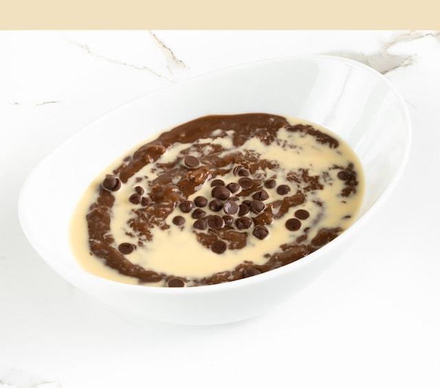 Goldilocks' Café Mocha Champorado