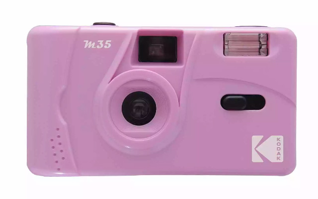 Kodak M35 Film Camera in Purple