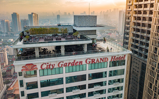 DOT Suspends City Garden