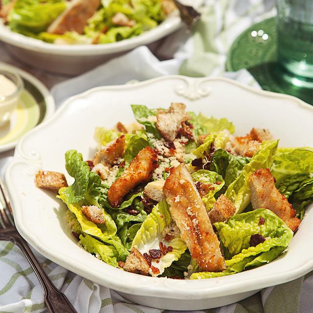 Caesar Salad by Mary Grace Cafe