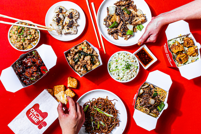 Yummy Chinese dishes: