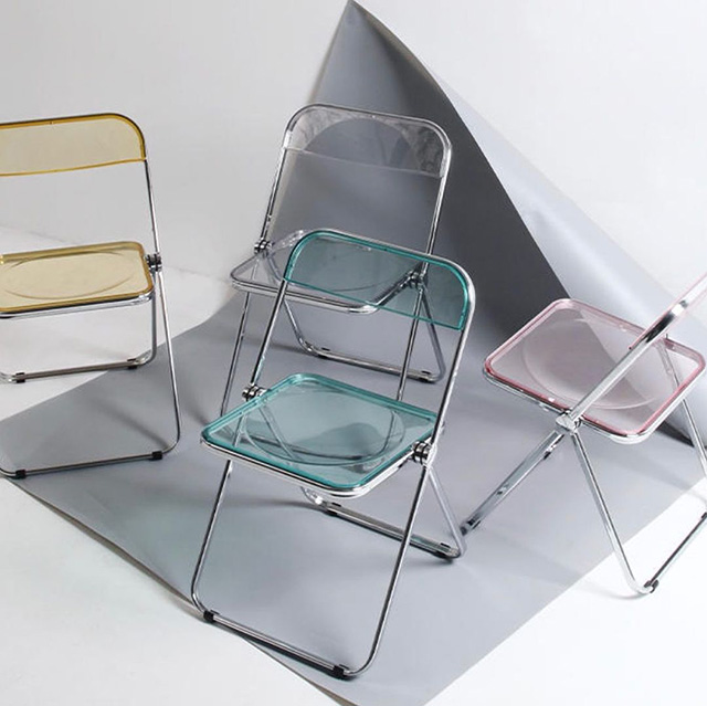 Aesthetic Folding Chairs