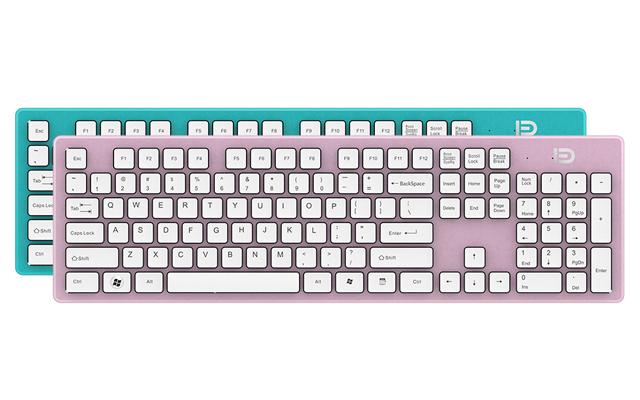 K3 Silent Wireless Keyboard from FD
