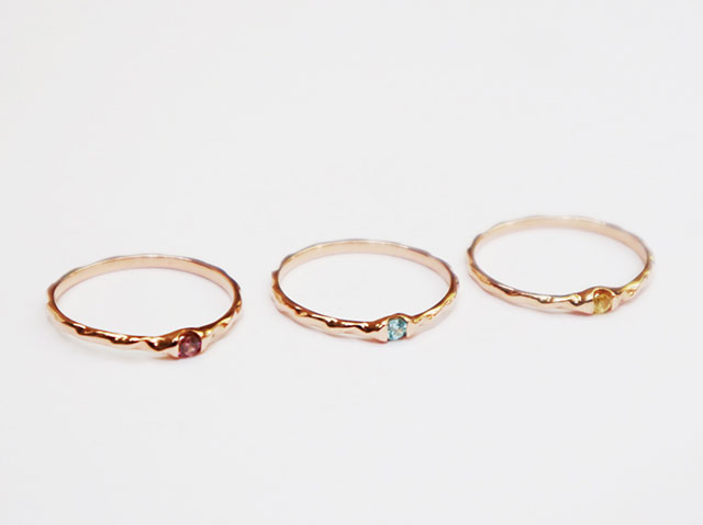 Thin Ring With Stone (P6,550) from Dandy Ona
