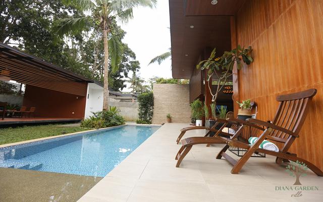 Tagaytay Cabin: Diana Garden Villa