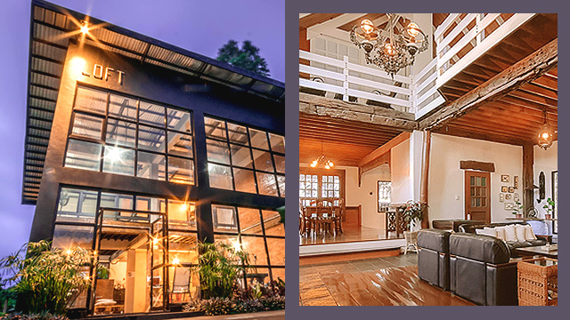 Tagaytay Private House Rentals and Cabins