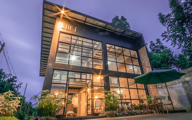Tagaytay Cabin: Loft Tagaytay