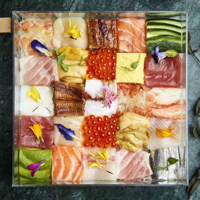 Sashimi Boxes
