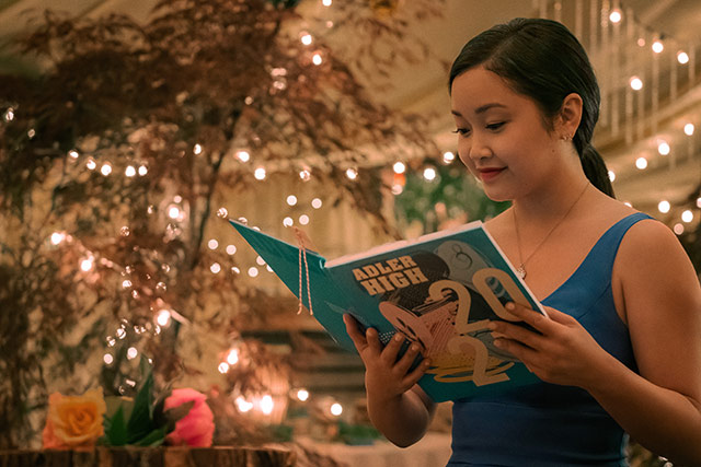 Lara Jean reminisces about her best moments in high school.