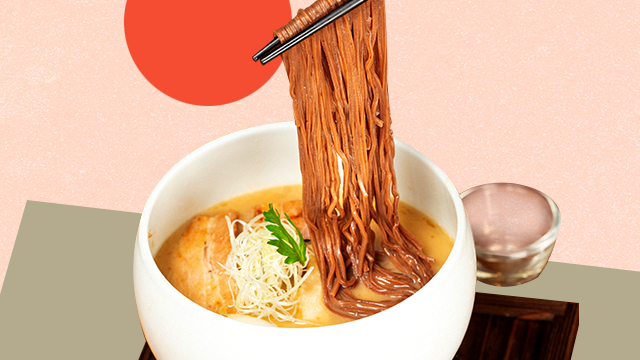 Cacao-Infused Ramen