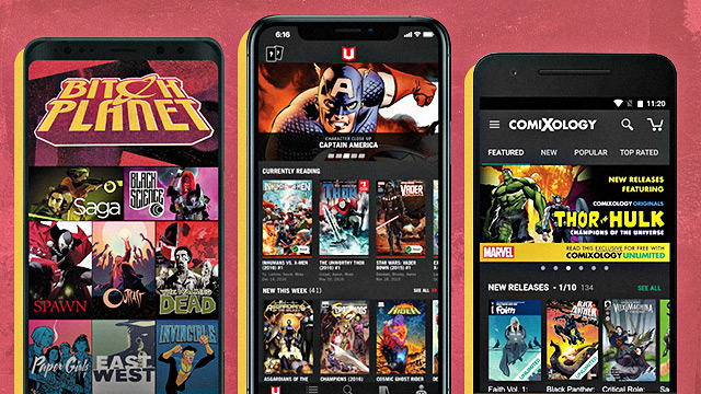 comic book apps