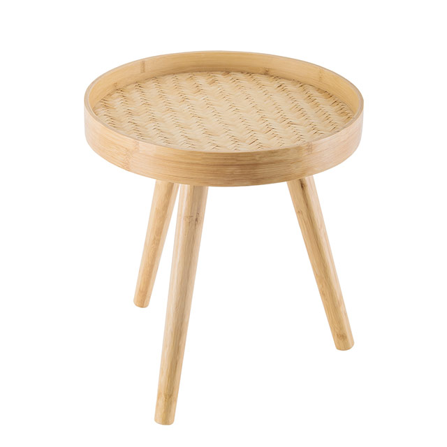 Side table - Curated Home Your New Province Decorative Side Table (P1,360) from Robinsons Department Store
